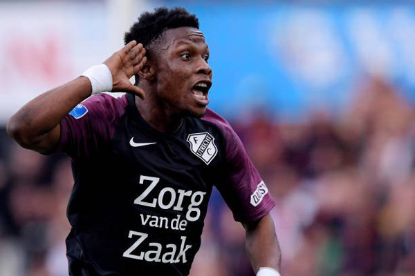 U-23 Afcon: FC Utrecht forward Abass Issah joins Black Meteors as coach Ibrahim Tanko gets full house