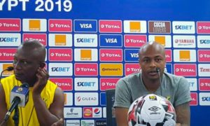 Captain Andre Ayew hopes Ghana's good start in the AFCON qualifiers is the start of something great