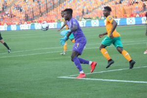 U-23 Afcon: Black Meteors can still get to Tokyo - Kwame Baah