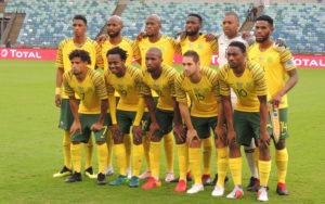 FEATURE: Bafana Bafana kick off manic week as coach Ntseki continues to forge identity