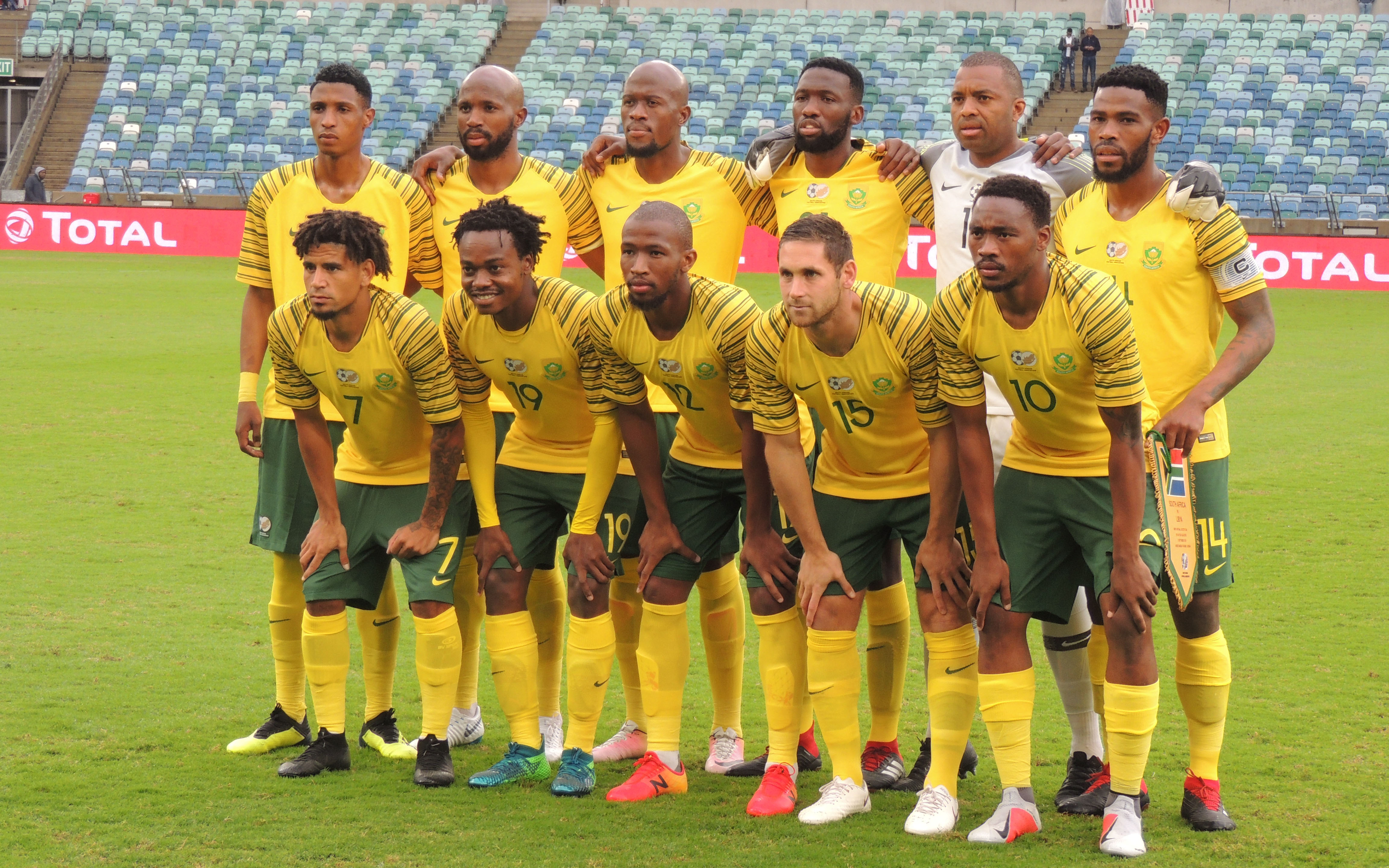 FEATURE: Bafana Bafana kick off manic week as coach Ntseki continues to forge identity