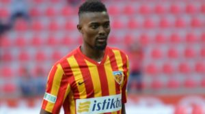 Galatasaray interested in signing Ghanaian midfielder Bernard Mensah