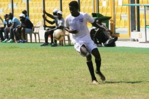 Inter Allies sign Cape Coast Strikers forward Kingsley Braye