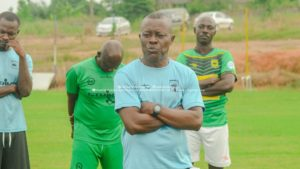 'We want to build an unbeatable side' - Kotoko stand-in coach