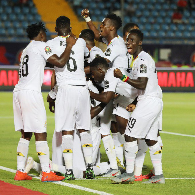 2021 Aafrica Cup of Nations: Ghana 2:0 South Africa - Black Stars players rated