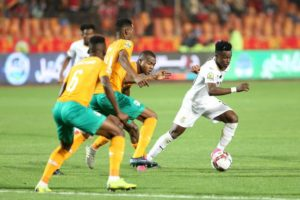 U-23 Afcon: Ghanaian winger Evans Mensah optimistic Black Meteors will qualify for 2020 Olympic Games