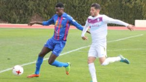EXCLUSIVE: Emmanuel Lomotey to miss Extremadura's match against Las Palmas this weekend