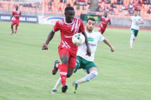 PSL side Black Leopards eye move for Ghanaian forward Nicholas Gyan