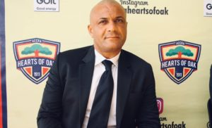 Hearts coach Kim Grant is the future of coaching in Ghana - C.K Akonnor