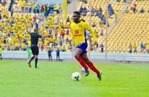 Isaac Mensah scores to help Petro de Luanda beat Primeiro de Agosto