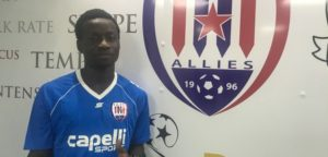 Inter Allies complete signing of Asokwa Deportivo midfielder Issah Mahmud on loan