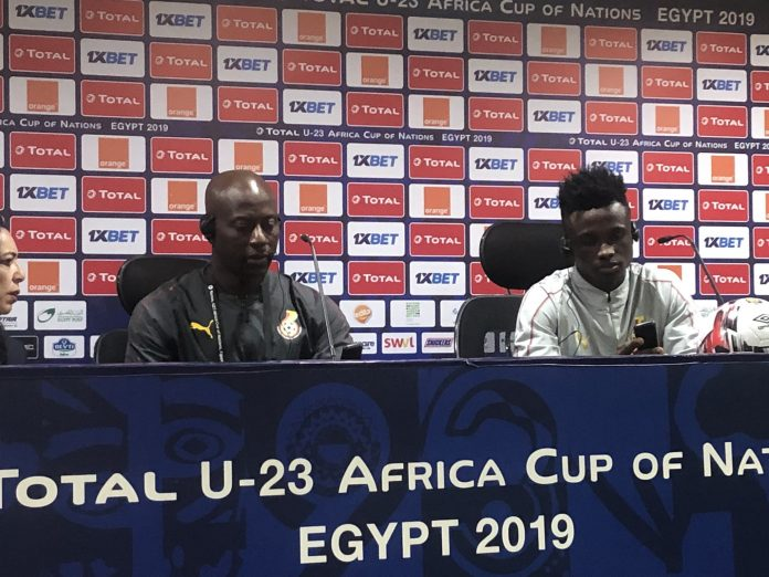 U-23 AFCON: Ibrahim Tanko confident in Black Meteors players to deliver against Egypt