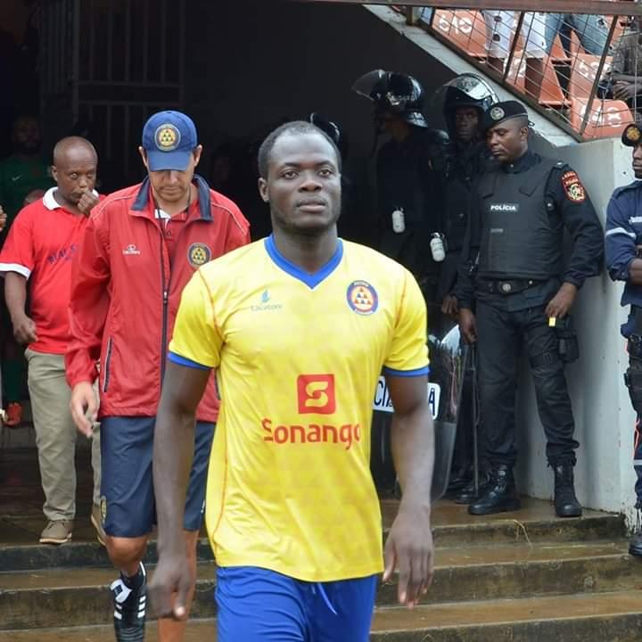 VIDEO: Ex-Hearts defender Inusah Musah scores a screamer as Petro Luanda beat Club de Maio