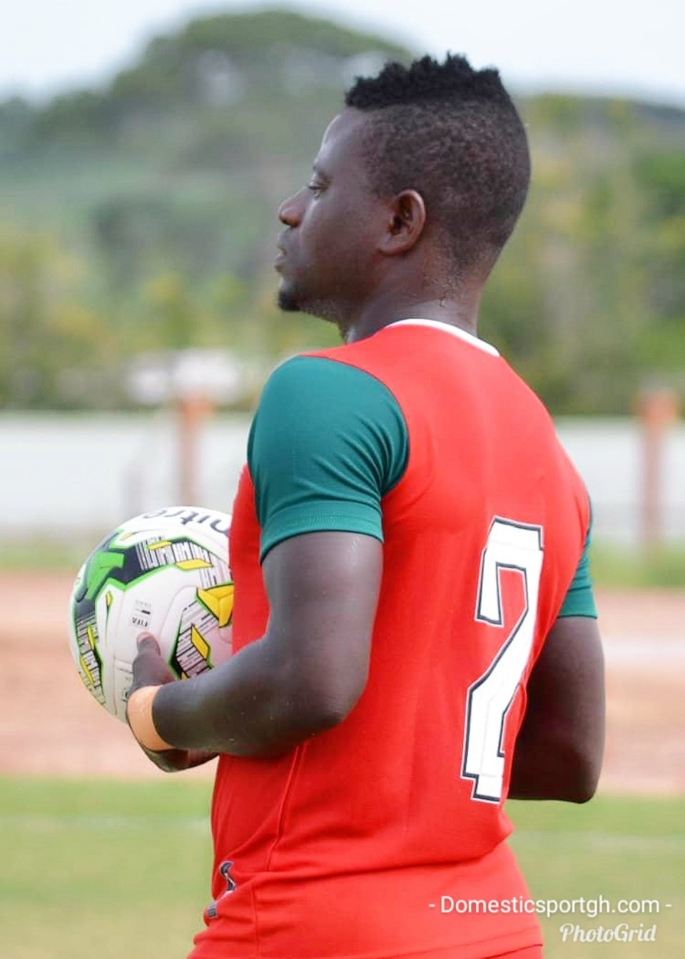 Kotoko in advance talks to wrap up Isaac Kwain's signing