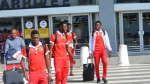 Kotoko touch down in Cote d'Ivoire ahead of FC San Pedro match