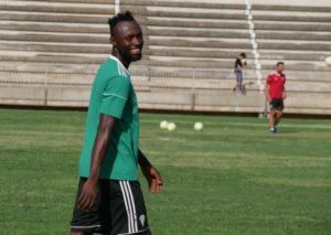 Córdoba CF loses poster boy Kwabena Owusu as he joins Black Meteors camp for international duties