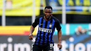 Kwadwo Asamoah to miss Inter's Serie A game against Hellas Verona today