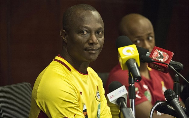 2021 Afcon qualifier: Black Stars coach Kwesi Appiah gives injury update on Real Mallorca ace Iddrisu Baba