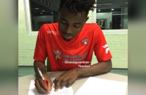 Finnish side Atlantis FC sign Emmanuel Sarpong