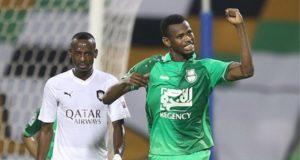 Ghanaian forward Mohammed Muntari nets as Al Duhail beat Al Sadd