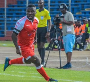Ghanaian forward Mandela Ocansey nets as Horoya reach Caf Confederation Cup group stage