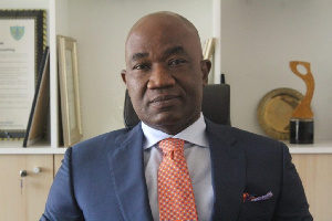 Mark Addo heads GFA financial committee