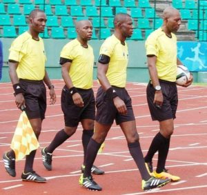 2021 Afcon qualifiers: Caf appoints Congolese referee Messie Jessie to officiate São Tomé-Ghana match