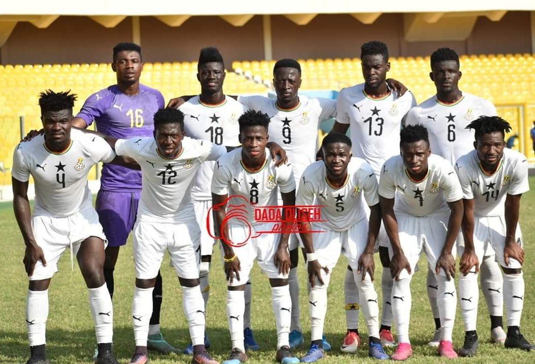 Ghana set to lock horns with Egypt in U-23 AFCON this evening