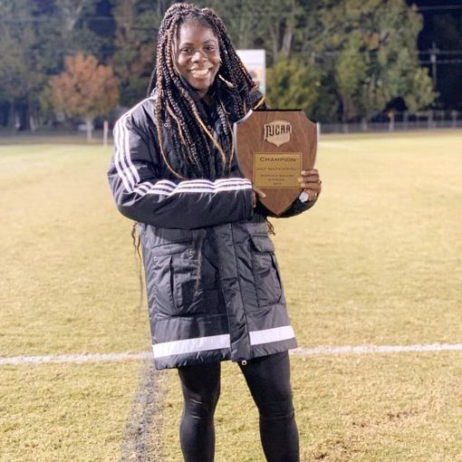 Mukarama Abdulai scores incredible 23 goals as Tyler Junior College clinch NJCAA Gulf South District Championship