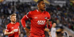 AZ Alkmaar youngster Myron Boadu proud of Netherlands call-up