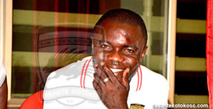 I will resign if Jordan Opoku names one thing I have done to sabotage Kotoko – Nana Kwame Dankwah