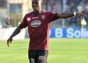 EXCLUSIVE: Budding midfielder Moses Odjer pens contract extension with Salernitana