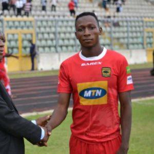 Osman Ibrahim re-joins Asante Kotoko