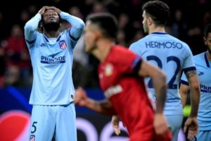 Thomas Partey issues an unqualified apology to fans after Atlético defeat in UCL
