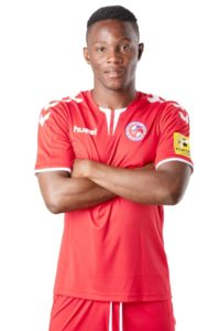 Kwaku Osei Bonsu once again on the score sheet in two consecutive games for Malacky
