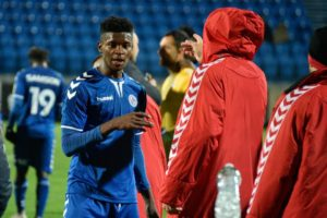 Edmund Addo earns high praise from FC Senica coach