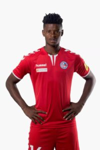 Edmund Addo's assist helps FK Senica to record 4-0 victory over Michalovce
