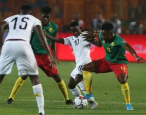 MATCH REPORT: Ghana draw 1-1 with Cameroon in CAF U-23 AFCON opener