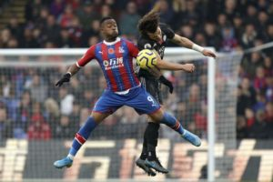 Ghanaian striker Jordan Ayew fearures as Crystal Palace lose to Leicester City