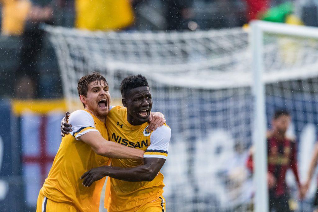 Nashville SC striker Ropapa Mensah to join Ghana U-23 squad in Egypt