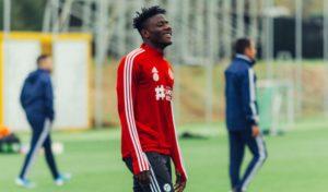 Real Valladolid handed injury boost as Ghanaian defender Mohammed Salisu resumes training