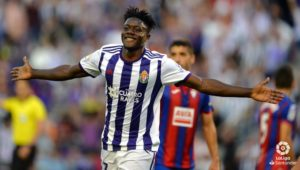 EXCLUSIVE: Mohammed Salisu reluctant to sign new deal at over Real Valladolid amid interest from top clubs