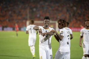 U-23 Afcon: Top European clubs send scouts to monitor Ghanaian striker Samuel Obeng as Black Meteors face South Africa third-place playoff