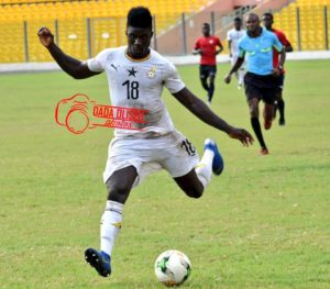 Samuel Obeng delighted with his return to Ghana after 11 years