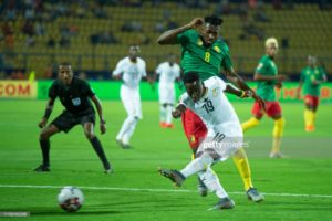 2021 AFCON qualifiers: Winger Samuel Owusu to arrive in Ghana today ahead of South Africa game