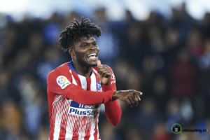 The journey of Thomas Partey to Wander Metropolitan