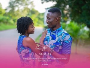 Medeama captain Joseph Tetteh Zuta weds Doris Agyarkoh this weekend