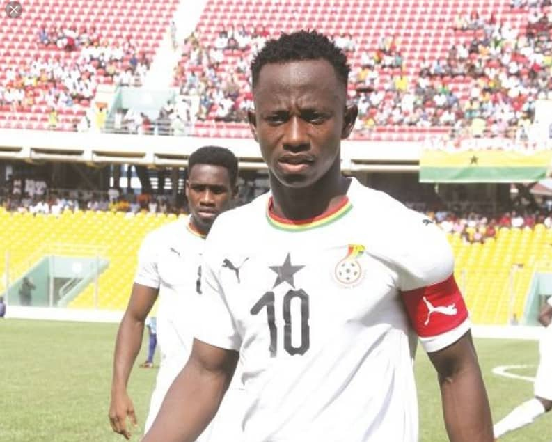 U-23 AFCON: Black Meteors skipper Yaw Yeboah believes this is Ghana's chance to qualify Tokyo 2020