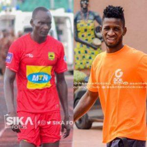 Asante Kotoko set to part ways with Didi Alexi and George Abege