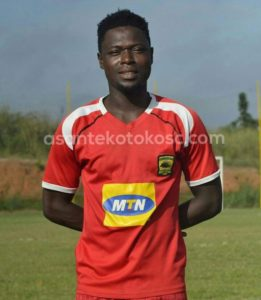 Asante Kotoko to part ways with Abass Mohammed
